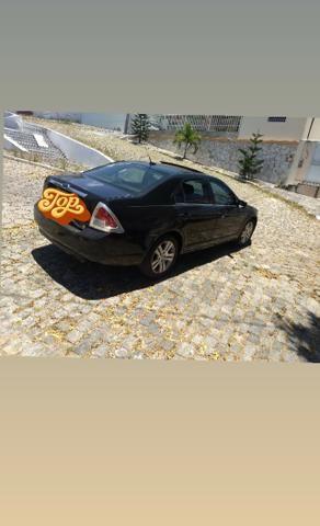Ford Fusion 2.3 SEL 16V Gasolina Preto 4P Automático e Teto Solar - Foto 3