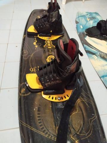 Prancha de wake board - Foto 5