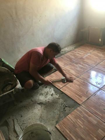 Pedreiro, das pequenas obras as grandes refomas - Foto 2