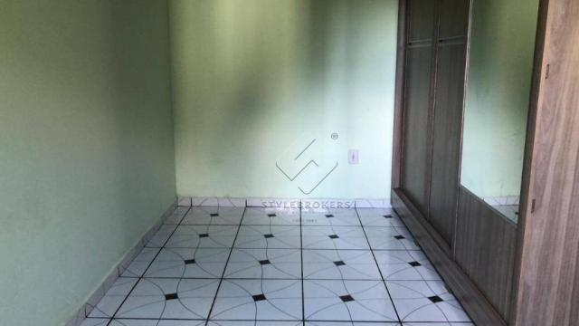 Casa com 3 dormitórios à venda, 180 m² por R$ 250.000 - Residencial Noise Curvo de Arruda  - Foto 5