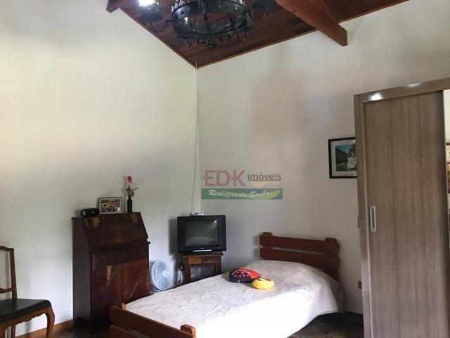 Chácara com 3 dormitórios para alugar, 2250 m² por R$ 4.000/mês - Chácaras Cataguá - Tauba - Foto 10