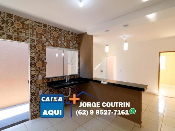 Casa em Trindade de 2 Quartos R$ 126.000,00 Doc. incluso - Foto 2