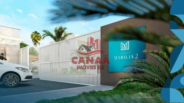 O Sonho do Novo Lar | Casas Duplex c/ 3 qtos | Acabamento no Porcelanato - Foto 2