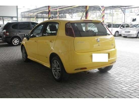 Fiat Punto 1.8 Sporting 16V - Foto 5