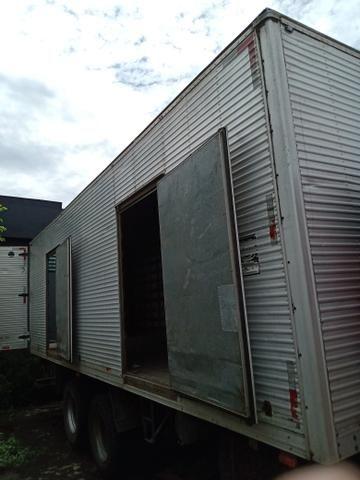 Baú de truck 8 metros - Foto 2