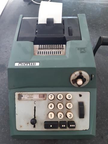 Calculadora Olivetti - Antiguidade