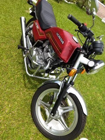 Honda CB 400 1981 - Foto 3