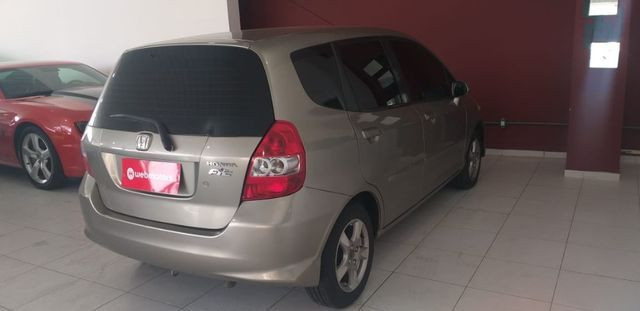 Honda Fit Lxl completo 2008 com Gnv Financio em até 60x - Foto 5