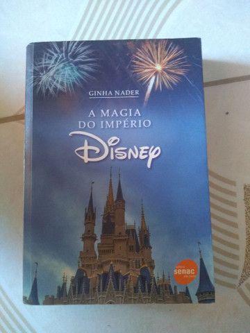 A magia do império Disney - Ginha Nader - Foto 2