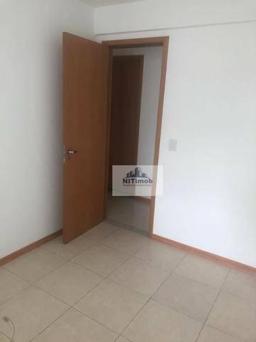 Excelente Apartamento na Mariz e Barros 272 em Icaraí no Condomínio Calle Veronna, com arm - Foto 14