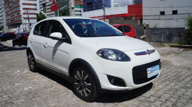 FIAT PALIO 1.6 MPI SPORTING 16V FLEX 4P MANUAL - Foto 3