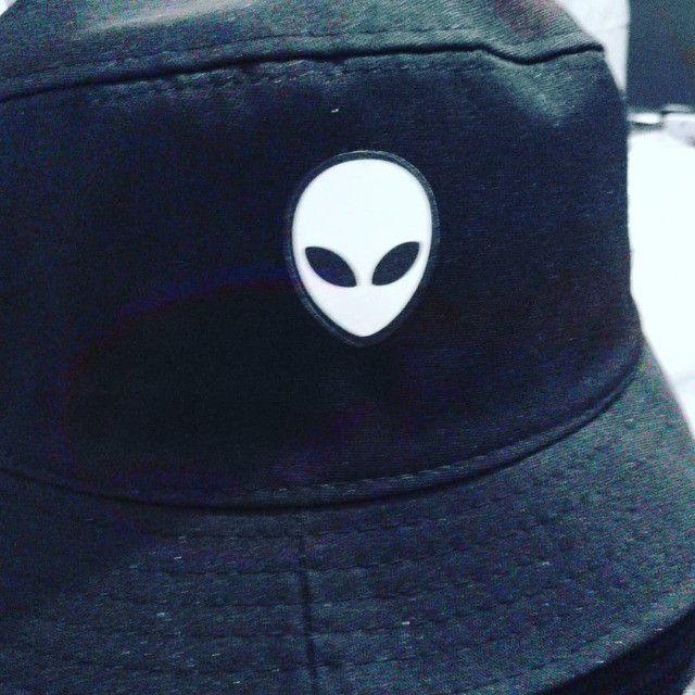 Chapéu bucket alien - Foto 4