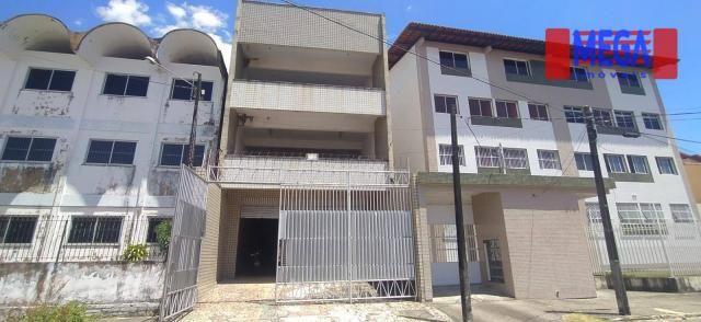 Prédio para alugar, 1300 m² por R$ 10.000,00/mês - Fátima - Fortaleza/CE