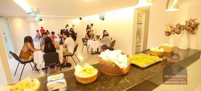 Apartamento à venda, 54 m² por R$ 318.000,00 - Maporanga - Fortaleza/CE - Foto 15