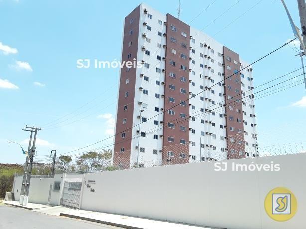 Apartamento para alugar com 3 dormitórios em Lagoa seca, Juazeiro do norte cod:33686