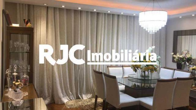 Apartamento à venda com 3 dormitórios em Tijuca, Rio de janeiro cod:MBAP31922 - Foto 2