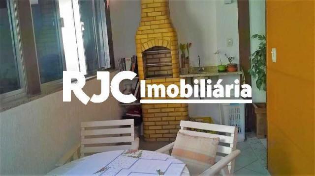 Cobertura à venda com 3 dormitórios em Tijuca, Rio de janeiro cod:MBCO30195 - Foto 17