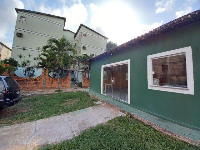 Alugo ou vendo apart na Forquilha no terceiro andar por R$ 600 reais cond. incluso - Foto 13