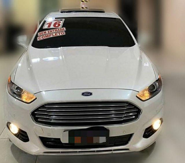 Ford fusion titaniun 2.0 GTDI AWD