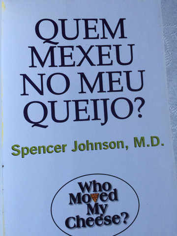 Livro Quem Mexeu No Meu Queijo? - Foto 3