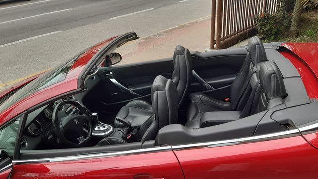 308 cc cabriolet 2013 top de linha raridade - Foto 12