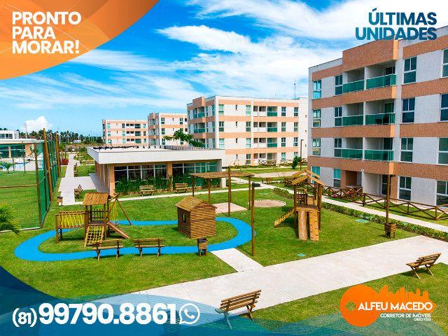 Apartamento de 1 quarto no Muro Alto Condomínio Clube em Porto de Galinhas - Foto 12