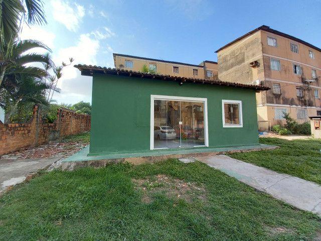 Alugo ou vendo apart na Forquilha no terceiro andar por R$ 600 reais cond. incluso - Foto 14