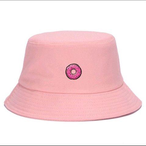 Chapéu bucket rosquinha