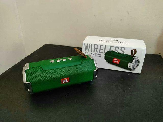 Caixa de som rep. JBL SLC-098 15w<br>2h de autonomia - Foto 2