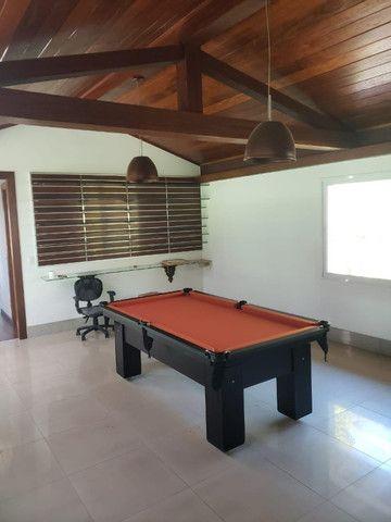 Mesa de Bilhar Preta TX Tecido laranja Modelo ZRJH090265 - Foto 6
