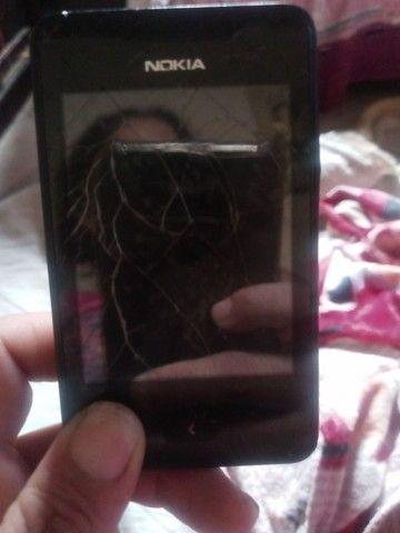 Vendo um celular nokia asha 501