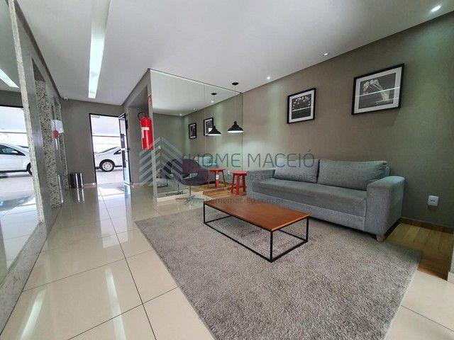 Apartamento para Venda em Maceió, Gruta de Lourdes, 3 dormitórios, 1 suíte, 3 banheiros, 2 - Foto 4