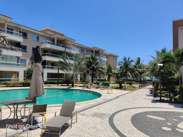 Apartamento para alugueo temporada na praia do Cumbuco  ce a metros do mar com  104 m2 e 3 - Foto 8
