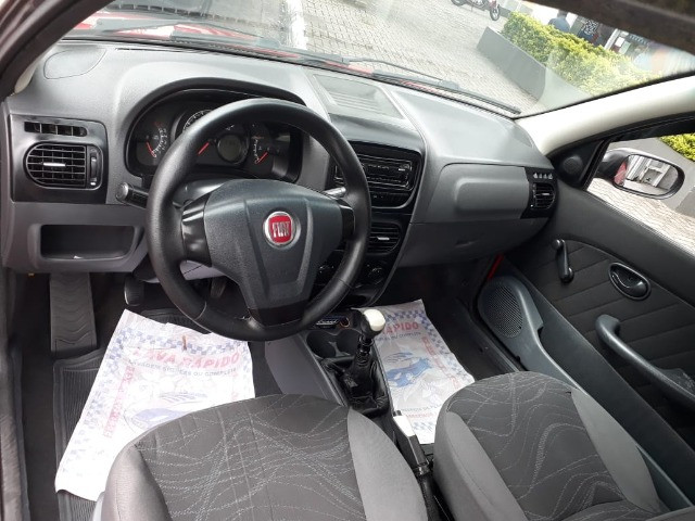 Fiat Strada Working 1.4 CS 2013  - Foto 8
