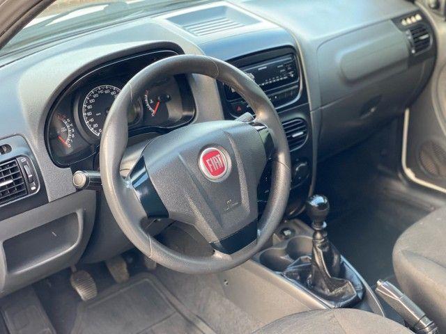 Fiat Strada Working Hard 1.4 flex - 2019 - Completa  - Foto 8