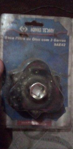 Saca Filtro de óleo com 3 garras - Foto 4