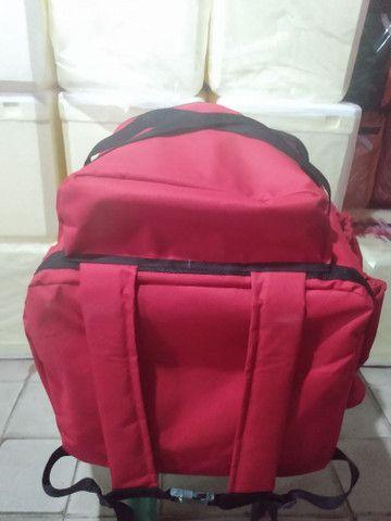 Bolsa bag simples com isopor