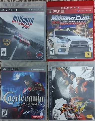 Jogos PS3 variados  - Foto 4