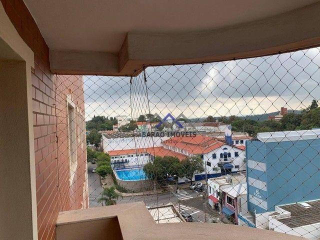 Apartamento com 4 dormitórios para alugar, 215 m² por R$ 3.500,00/mês - Centro - Jundiaí/S - Foto 2