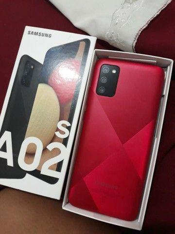Samsung A02s novo - Foto 2