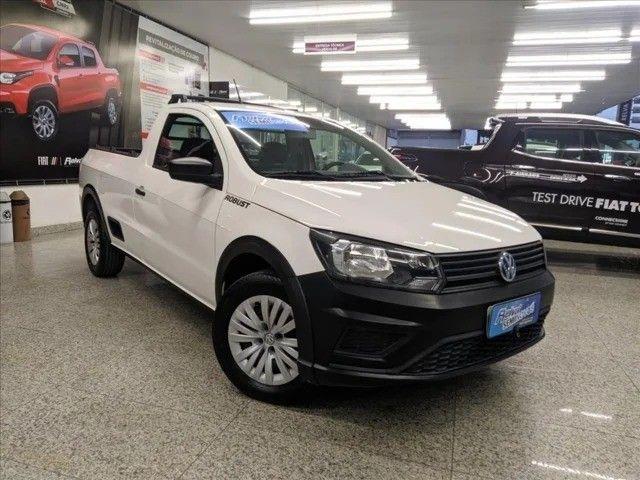 Volkswagen Saveiro Robust 1.6 msi (Flex) 2019 - Foto 5