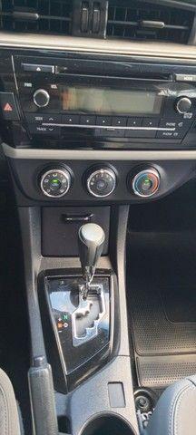 Toyota - Corolla 1.8 G.L.I 2017 Compl - Contato: Tubarão - * - * - Foto 13
