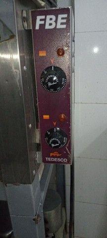 Forno elétrico Tedesco com pedra - Foto 4
