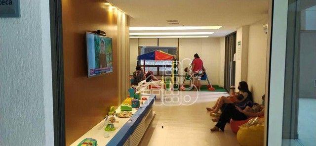 Apartamento com 3 dormitórios à venda, 98 m² por R$ 1.300.000,00 - Icaraí - Niterói/RJ