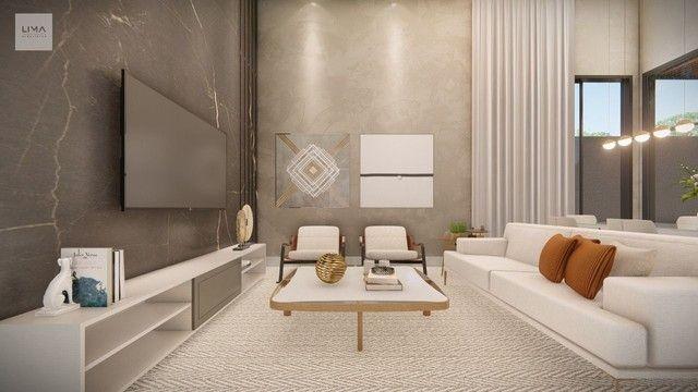 Casa com 3 dormitórios à venda, 200 m² por R$ 1.600.000,00 - Alphaville 3 - Campo Grande/M - Foto 8