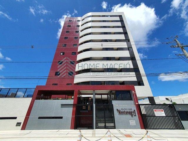 Apartamento para Venda em Maceió, Gruta de Lourdes, 3 dormitórios, 1 suíte, 3 banheiros, 2
