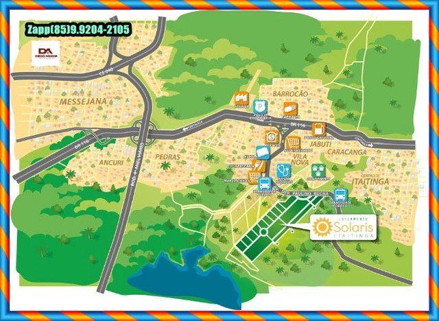 Loteamento Solaris em Itaitinga :::Venha investir já :: - Foto 4