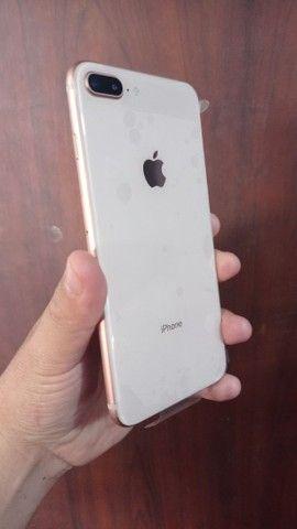 iPhone 8 Plus 64 GB impecável zerado!!!