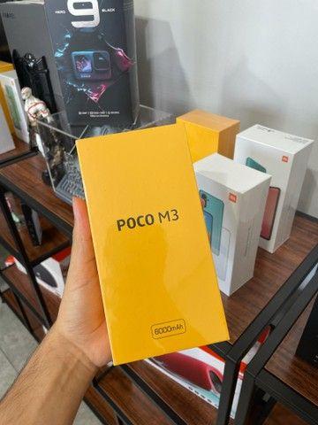 Xiaomi Poco M3 4gb RAM/64gb lacrado