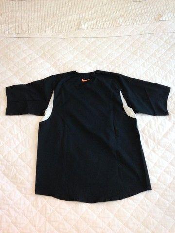 Camisa Nike Original Treino 2002 Tamanho P - Foto 3
